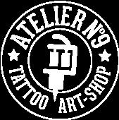 Atelier numéro 9 Logo